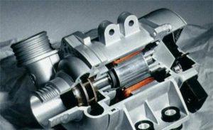 A BMW elektronikus vízszivattyújának annyi előnye van, hogy üzemanyagot takaríthat meg